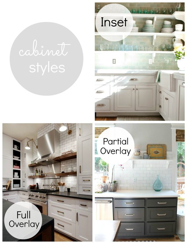 Del Wood Kitchens Door Styles