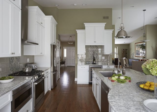 Open V S Closed Kitchen Layouts