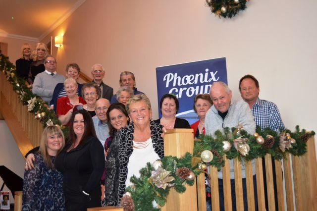 Blackpool Victoria Hospital Bowel Cancer Support Group Phoenix