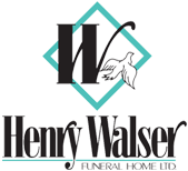 Henry Walser Funeral Home Ltd. logo