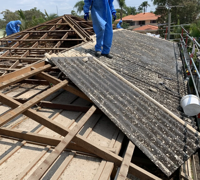 Asbestos Roof Replacements Gold Coast Skyview Roofing