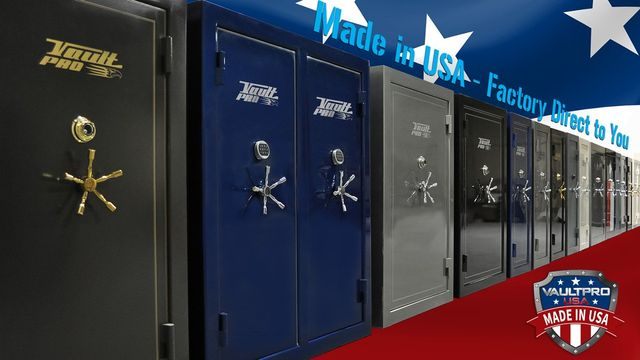 Gun Safes On Sale Made In Usa American Safes Vaults