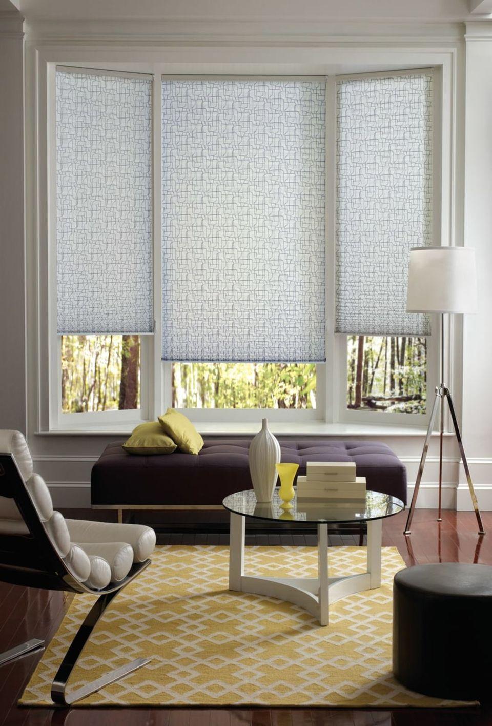 Bay Window Window Treatment Recommendations