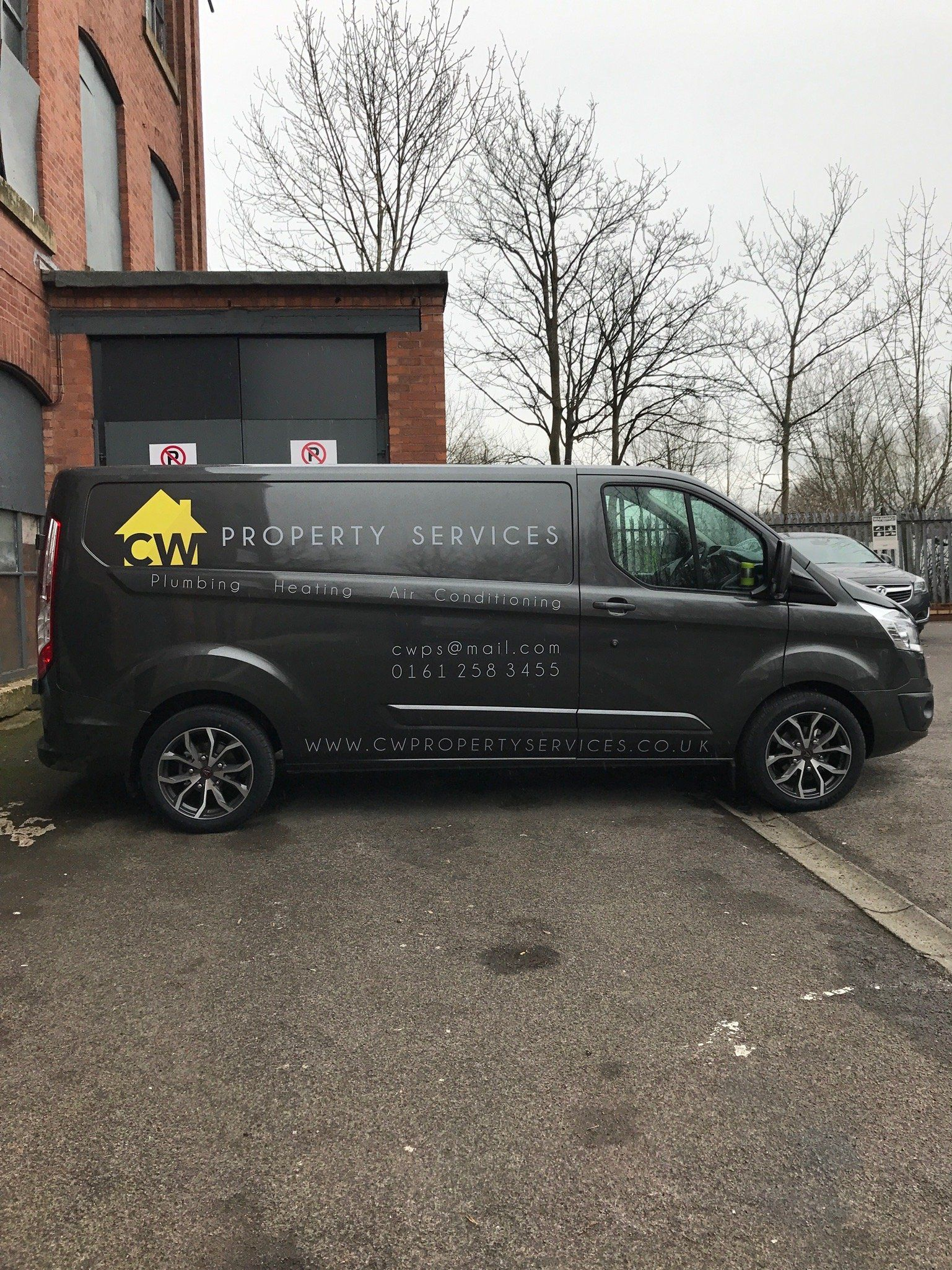 Vehicle Livery Vinyl Graphics Van Signs Manchester