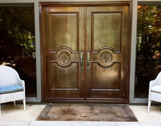 Stain Or Paint What Is The Best Option For Your Front Door