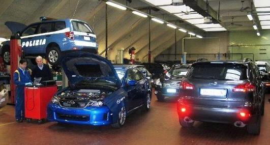 Autorizzata Subaru - Milano - Concessionaria Valera