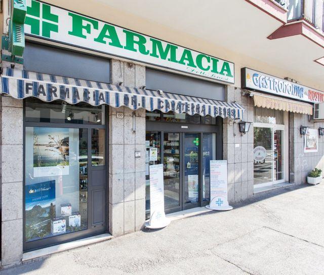 Vendita Di Farmaci Da Banco Ciampino Rm Farmacia Senesi