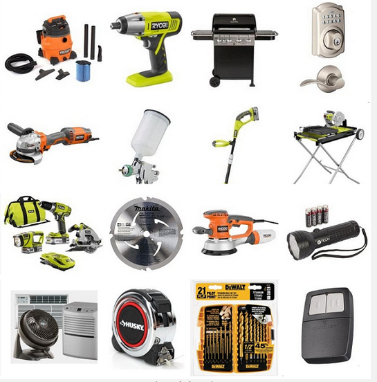 Home Depot Tools Pallets Tools And Hardware Surplus Sale Wholesale Tools Loads Tools Wholesale Tools Liquidation Hardware And Tools Power Tools Brand New Tools