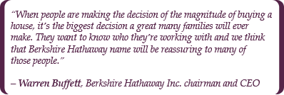 Berkshire Hathaway Home Services Preferred Real Estate Co